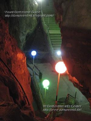 Cave Sahoolan Iran
