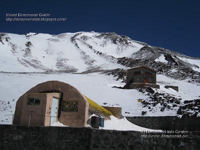 Damavand Mt Iran