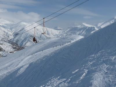 Ski Resort Darbandsar Tehran, Iran