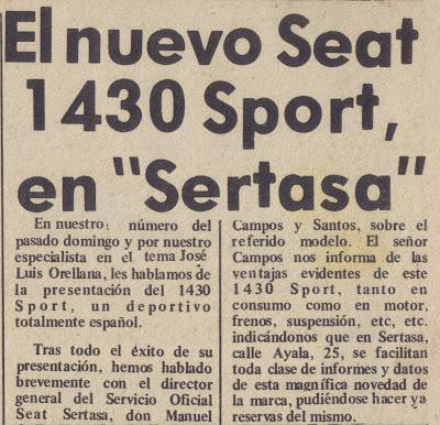22 de septiembre de 1975: