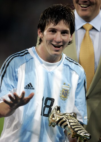Lionel Messi Biography And