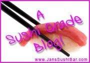 Sushi Blog Award