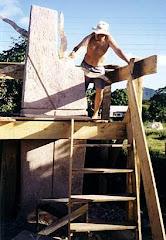 Ricardo Kersting durante a execução do portal