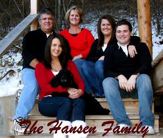 """""""The Hansen's"""""""