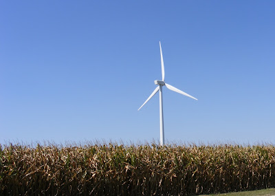 Windmill in Wood County