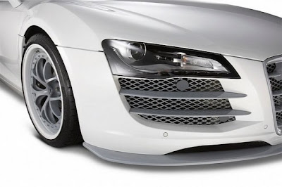 Audi R8 Spark Eight Eisenmann, A Ghost On The Road