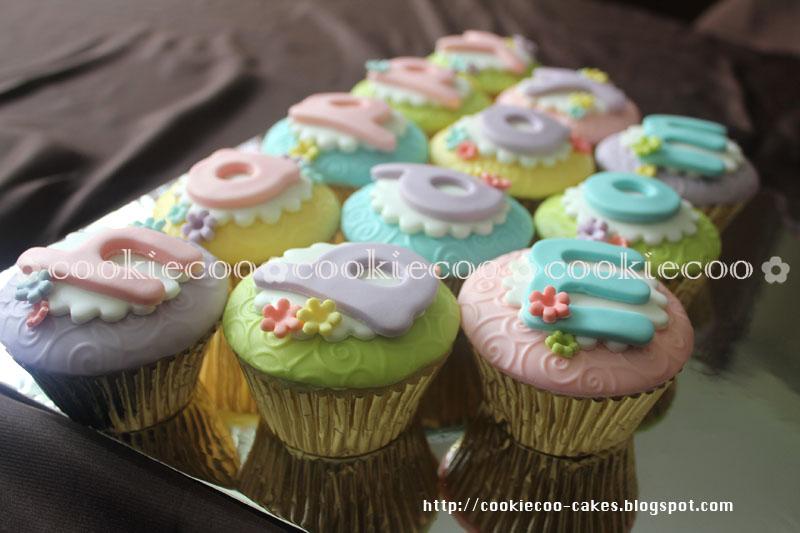 Happy Birthday Mom Cupcake Happy birthday cupcake for