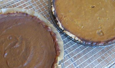 Pumpkin! Pie!