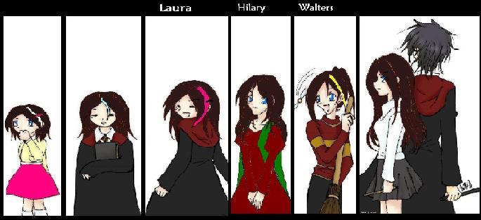 La Historia de Laura Walters