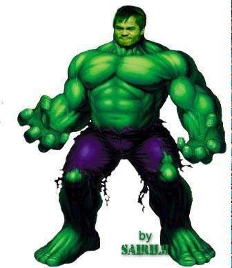Manny Pacquiao As Incredible Hulk