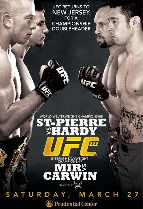 UFC 111 Live Stream