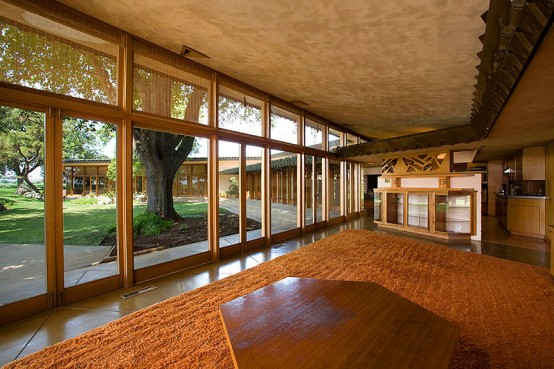 I should be laughing architecture wednesday a frank for Frank lloyd wright houses in california