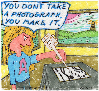 >You Don't Take A Photograph