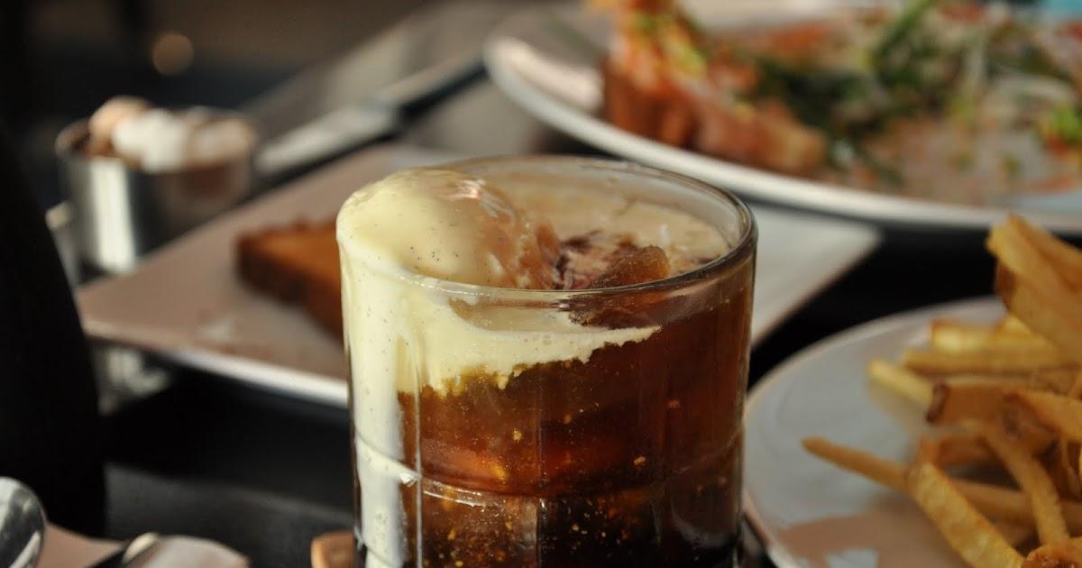 ... granita, madagascar vanilla bean ice cream, vanilla scented, chilled