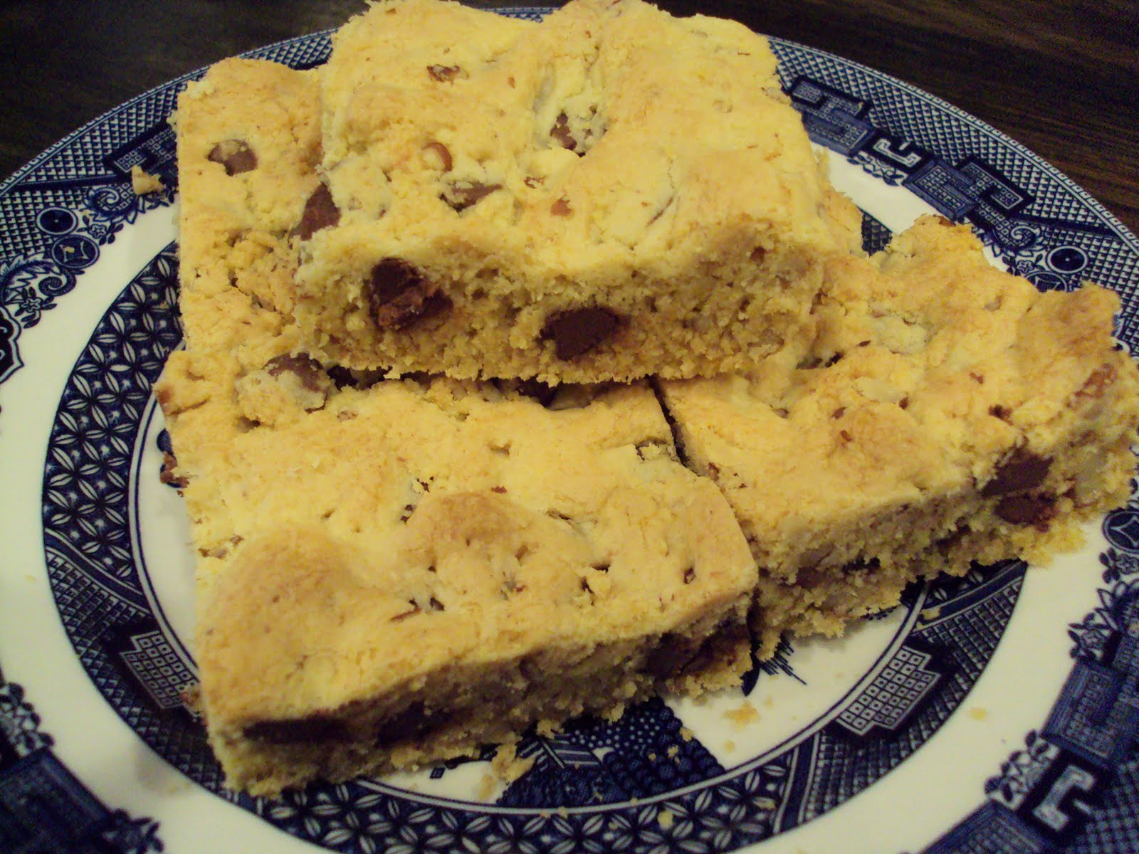 Meal Planning with Connie: Cake Mix Cookie Bars