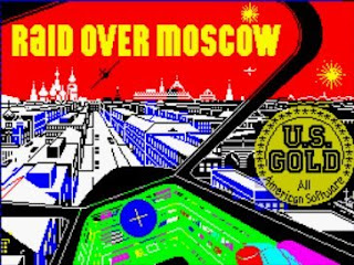 ZX Spectrum Games Raid Over Moscow