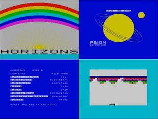 Horizons ZX Spectrum