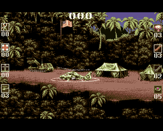 Nice jungle scenery in Apocalypse