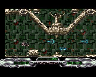 Lethal Zone Amiga