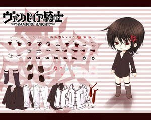 vampire knight dress up games online