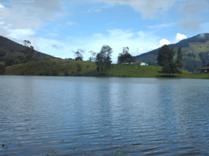 La laguna de Garcia