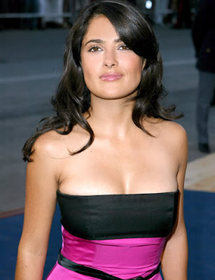 salma hayek breastfeeding pictures. salma hayek breastfeeding an