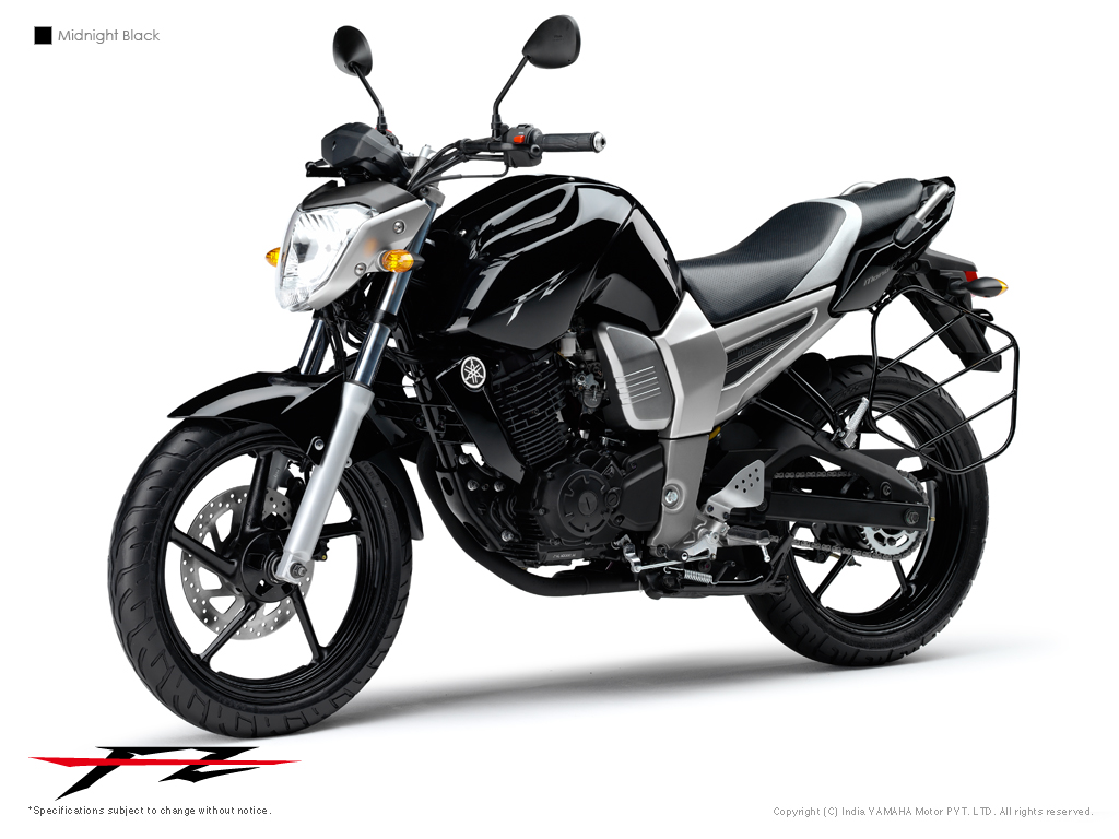 yamaha fz16 pictures
