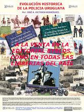 Afiche de Evolución de la Policía Uruguaya