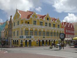 Un des beaux monuments de Willemstad