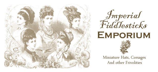 Imperial Fiddlesticks Design