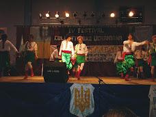BALLET KOLOSOK - IV FESTIVAL DE LA COLECTIVIDAD UCRANIANA