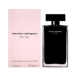 Perfume Narciso Rodrigues