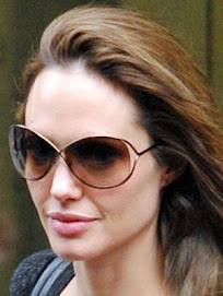 Sunglasses ___ Angelina Jolie