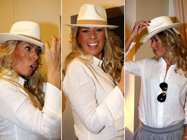 Chapeu Panamá é fabricado no Equador