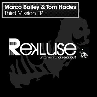 clubmusicsource.com Marco Bailey & Tom Hades   Third mission EP