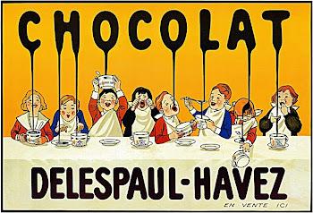 chocolateria para celebrar