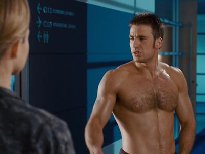 Chris Evans Fantastic Four Towel