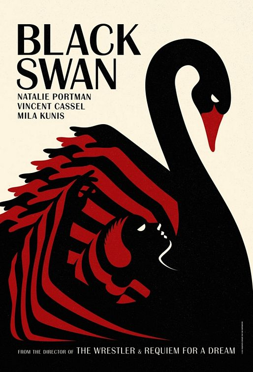 hasn't already been said about these enthralling designs for Black Swan?