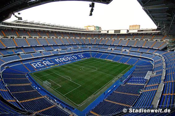 los mejores estadios del mundo