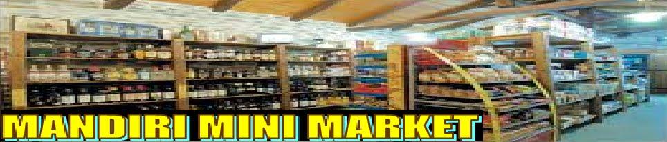 MANDIRI  MINIMARKET
