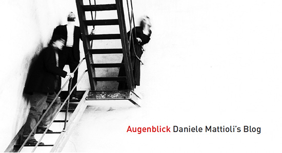 Augenblick - Blog on Photography by Daniele Mattioli