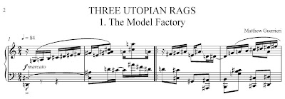 The Model Factory bars 1-4