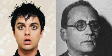 Billie Joe and Anton!