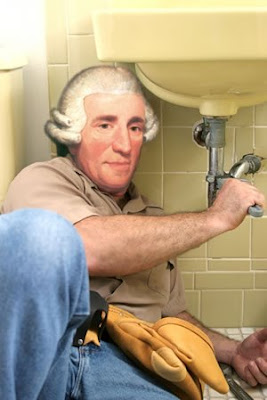 Josef Haydn the Plumber