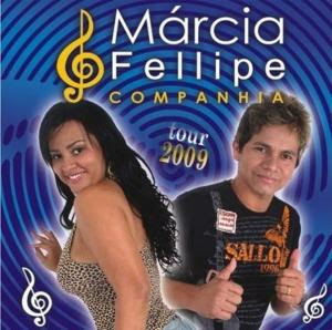 baixar cd Marcia Felipe & Cia - Promocional 2010