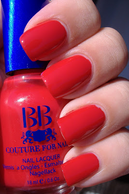 bb couture for nails poison apple