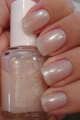 essie nude beach nail polish