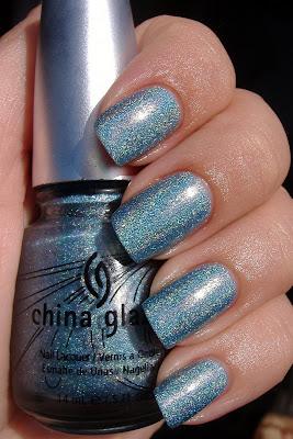 china glaze kaleidoscope him out nail polish swatch