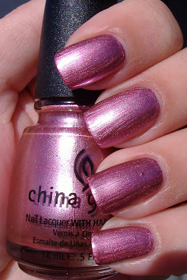 china glaze emotion nail polish