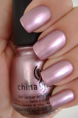 china glaze admire nail polish